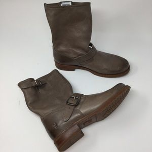 Frye Booties The Veronica Slouch Boot S-8.